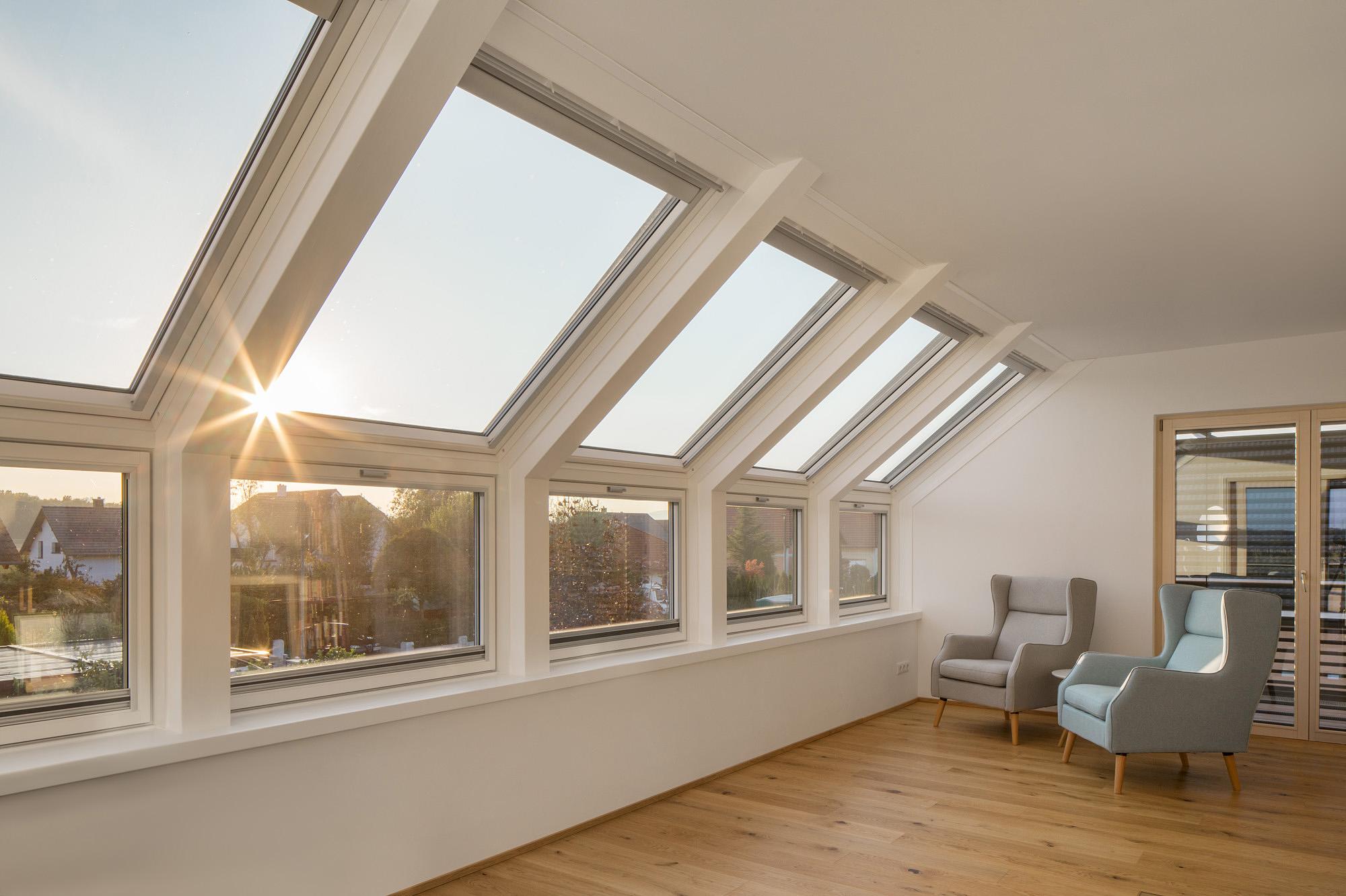 VELUX Dachfenster Premium Partner Kinastberger